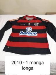 Camisa Flamengo 2010