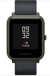 Relógio Xiaomi Amazfit Bip Preto Lacrado