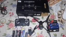 Drone hubsan h501s advanced profissional