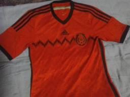 943095e4bc Camisa seleção do Mexico Copa do Mundo de 2014