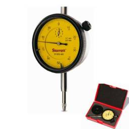 Relógio Comparador 10mm (0,01mm) Starrett 3025-481