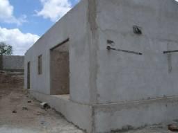 Casa Solta c/ Terreno Grande - Em Acabamento