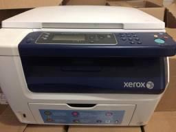 Impressora Xerox WorkCentre 6015 com defeito