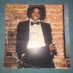 LP Michael Jackson *Off The Wall* Disco de Vinil