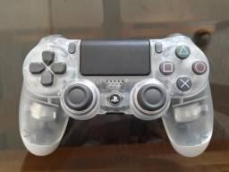 Controle PS4 Original Transparente