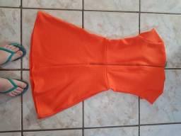 Vestido usado para festa de 15 anos| aceito negociação