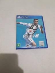 Fifa 19 lacrado - PS4