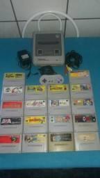 Super Nintendo Famicom