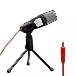 Microfone Condensador Profissional - Mtg-020