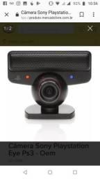 Câmera Sony Eyetoy Playstation