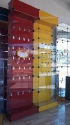 Módulos mip de vidro