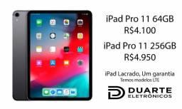 IPad Pro 2018 11 Polegadas - Lacrado, um ano de garantia