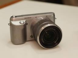 Câmera Sony Nex F3 (semi Profissional) + Lente 18-55mm