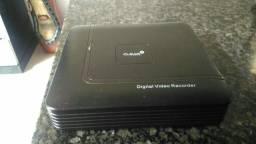 Dvr digital 4 canais com ha 250