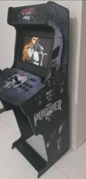 Fliperama Arcade Multijogos Personalizado