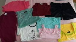 Vendo roupas semi-novas