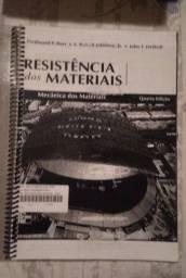 Livro Resistencia dos Materiais - Autor Wolf