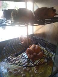 Frango assado ou Combo de frango