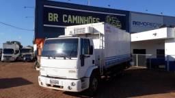 Ford Cargo 1317 Toco com Baú Frigorifico diesel