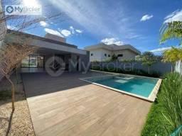 Casa com 4 dormitórios à venda, 365 m² por R$ 2.850.000,00 - Jardins Milão - Goiânia/GO