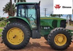 Trator Agricola John Deere 7515