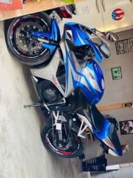 Cbr600 rr azul