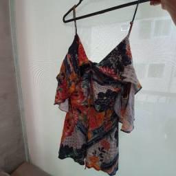 Macaquinho Dress to