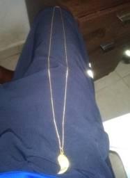 Ouro corda 6.9 roliça maçica 1000$$ ou meia lua, tenho volta e corda maior