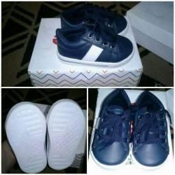 Sapatos infantil Tam 20 18 18