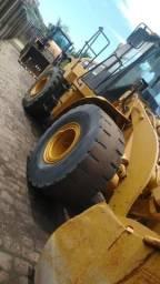 Pá Carregadeira 950H CAT