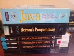 Livros programação(metade do preço)