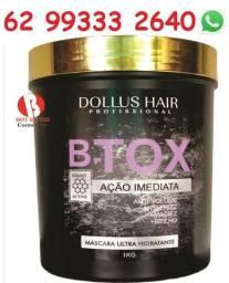 Kit B-tox Matizado Dollus Hair Profissional