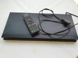 Vende-se aparelho Blu-ray e DVD player Sony