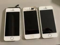 Peças de Iphone 5 e 5S
