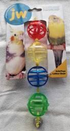 Brinquedos Variados para Aves - Mais Modelos!