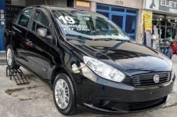 Fiat Siena 2019 Attractiv 1.4 com GNV