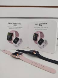 Smartwatch iwo 9* são luís