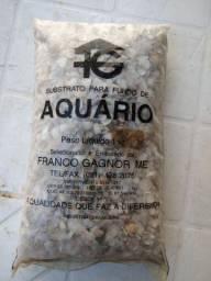 Pedra decorativa de aquário 1 kg