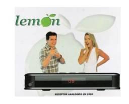 Receptor de Antena Parabólica Lemon Lm 2000