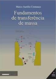 Livro de Fundamentos de Transferencia de massa - Autor Cremasco