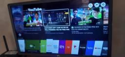 Vendo TV Smart LG 32 polegadas