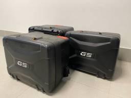 Top case + 2 malas laterais moto Bmw GS R1250 Premium Exclusive