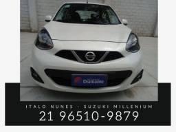 Nissan March 1.6 SL 16V Flexstart 4P Xtronic 2020