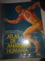 Livro Anatomia humana 7$