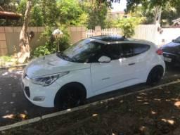 Vendo Hyundai Veloster ano 12/13 automático + gnv