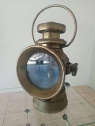 Lanterna antiga Lucas n726 king Road