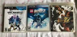 Título do anúncio: Jogos PlayStation 3