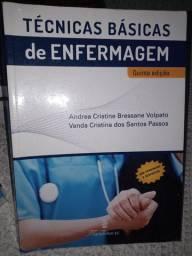 Livro: Técnicas Básicas de Enfermagem