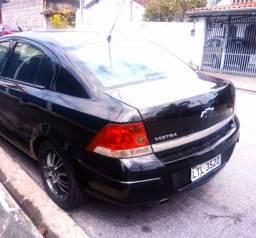 """Vectra expression aut. 2011, couro, 5°gnv, rodas 18"""""""