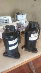 Compressor de ar condicionado